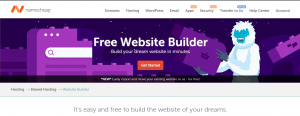 Namecheap Stellar Plus Website Builder