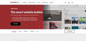 Domain.com Starter Website Builder