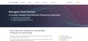Managed Cloud Servers