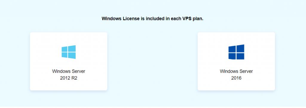 Fozzy Windows VPS Hosting Basic Plan