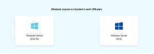 Fozzy 3 Core Windows VPS Hosting