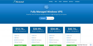 Fully Managed Windows VPS