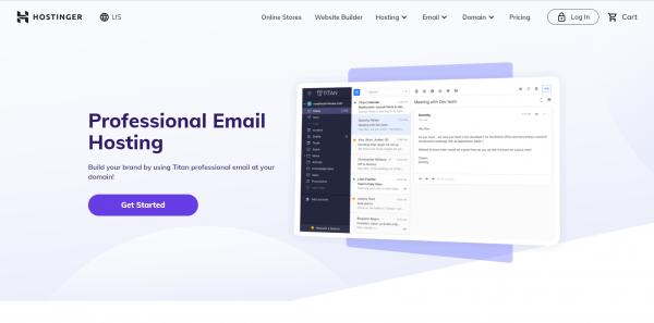 Titan Email Hosting