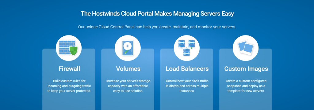 Hostwinds 1 GB RAM Fully Managed Windows VPS