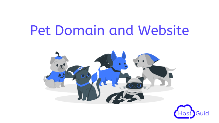 Does Your Pet Need Its Own Domains