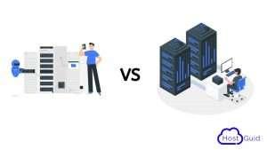 VPS Hosting vs Dedicated Hosting
