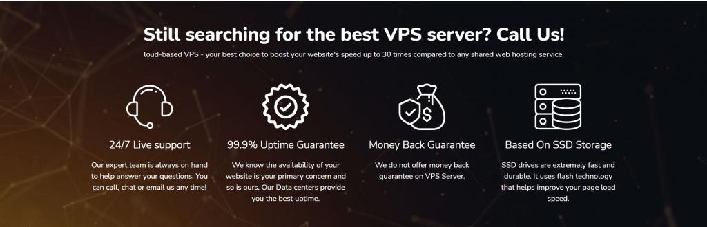 Goviralhost VPS Hosting VPS-C2 Plan