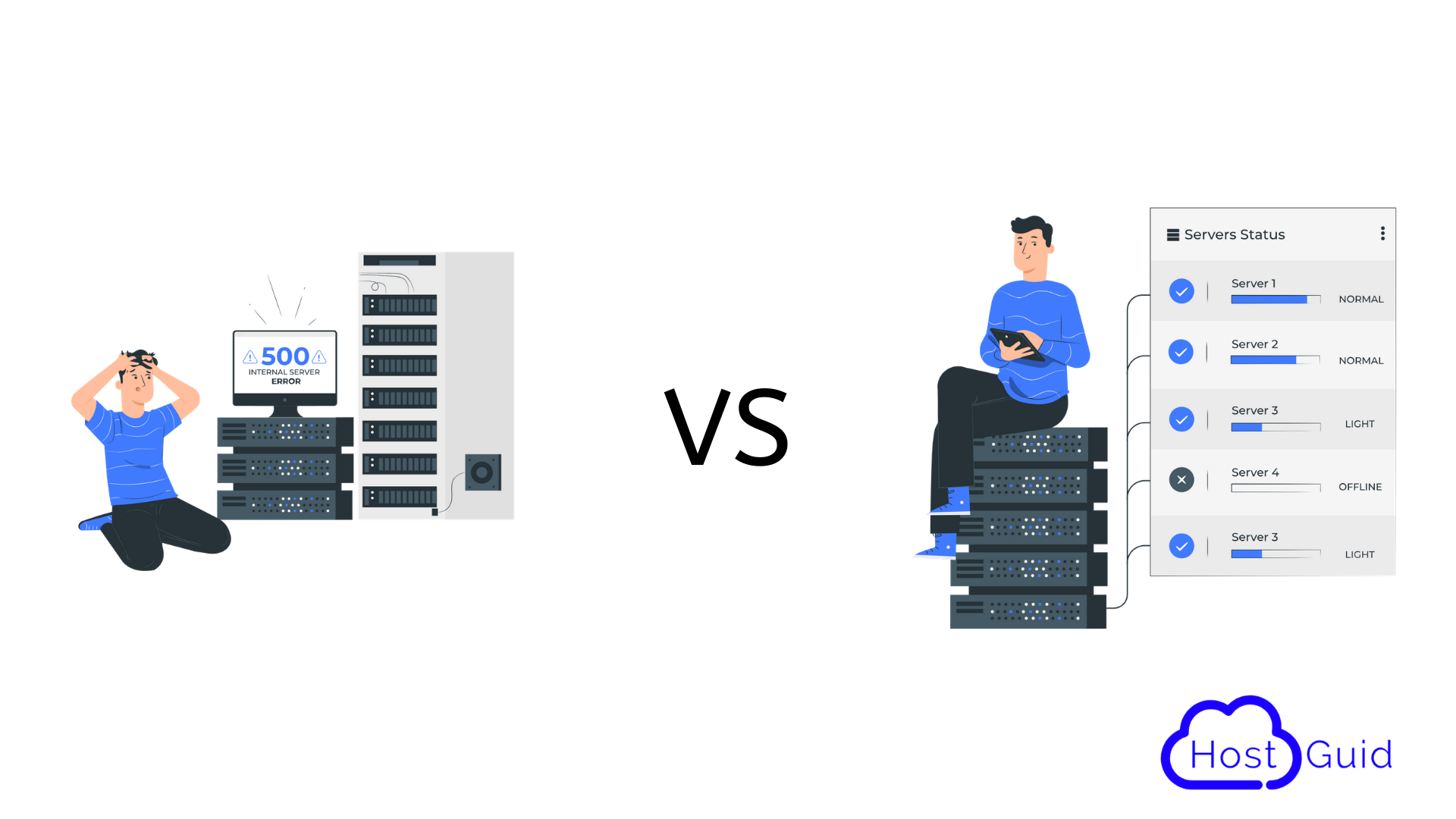 Managed vs Unmanaged Hosting -Which Is Best