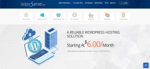Interserver WordPress VPS Hosting